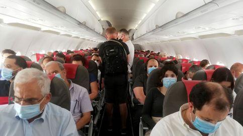 Los precios del transporte aéreo  sufre su mayor caída desde 2008