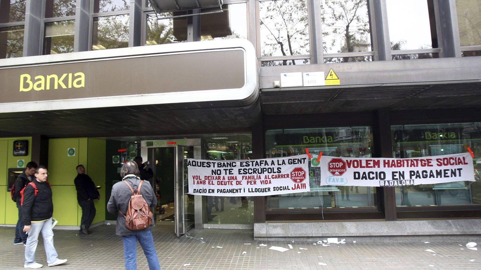 Noticias de bankia condenan a bankia por imponer for Bankia oficina de internet