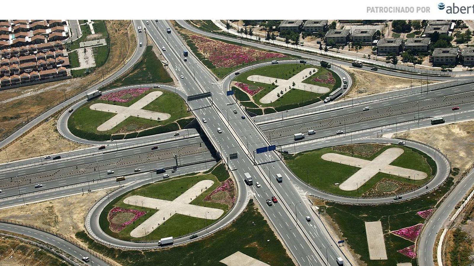 Foto: Una carretera de Chile construida por Abertis.