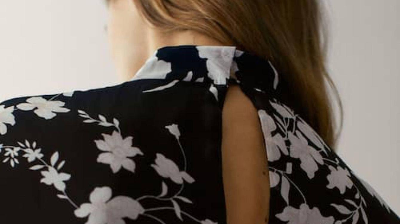 Massimo Dutti ha rebajado a la mitad el vestido de flores que vamos a llevar todo el año
