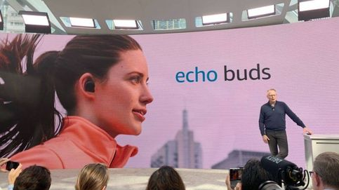 Amazon se saca de la manga sus propios Airpods, un 'router' y un anillo inteligente