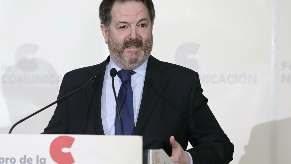 Foto: El director de 'ABC', Bieito Rubido. (EFE)