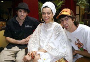Foto: Ojos de Brujo, nominado como mejor grupo europeo en los BBC Awards de World Music 2008