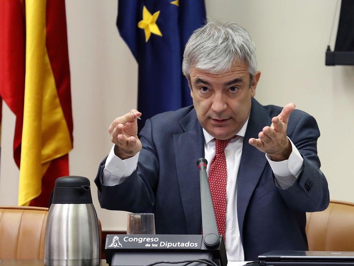 Foto: Luis Garicano, vicepresidente económico de Renew Europe. (EFE)