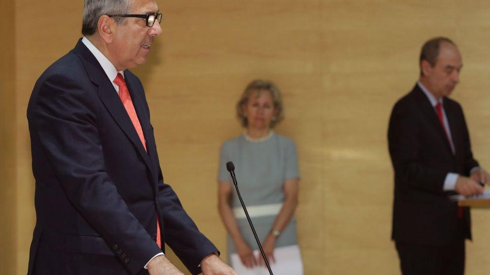 Foto: José Carlos García de Quevedo, presidente del ICO. (EFE)