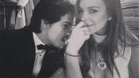 Lindsay Lohan se liga a un millonario ruso que además está bueno