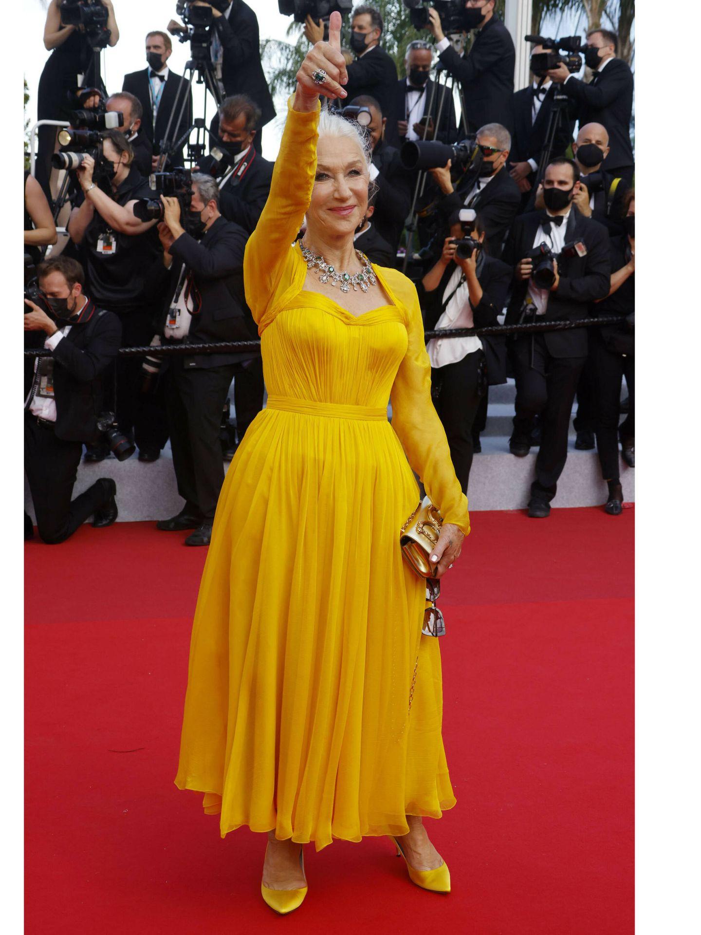 Helen Mirren. (Reuters)