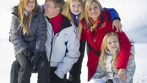 Los nombres falsos con los que actúan Máxima de Holanda y su familia