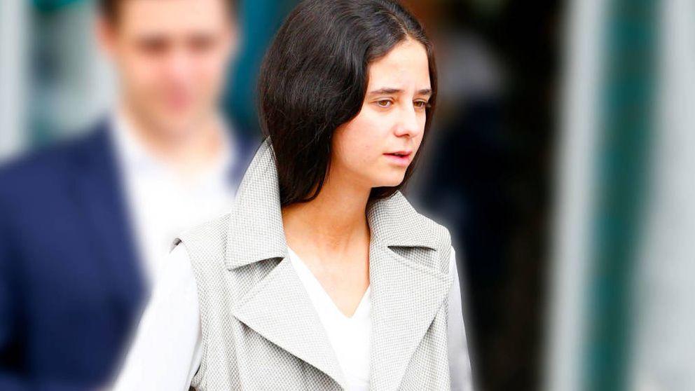Victoria Federica se adelantó al peinado de moda en Dinamarca