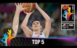 Lo más espectacular del Mundial de Baloncesto