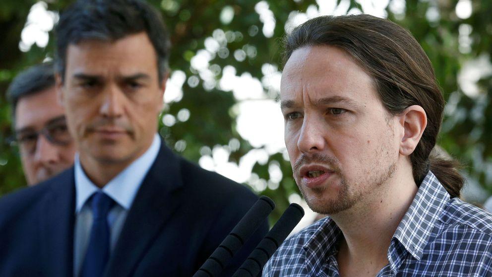La negociación de la Mesa certifica la ruptura de puentes PSOE-Podemos