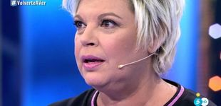 Post de La cara de Terelu tras la sorpresa de su hija en Telecinco: