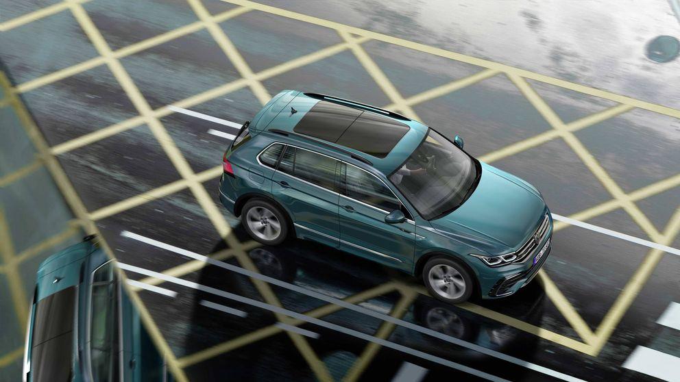 Volkswagen Tiguan enchufable, la etiqueta 0 emisiones llega al SUV alemán
