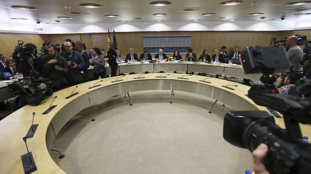 Foto: Reunión del Consejo de Política Fiscal y Financiera. (EFE)