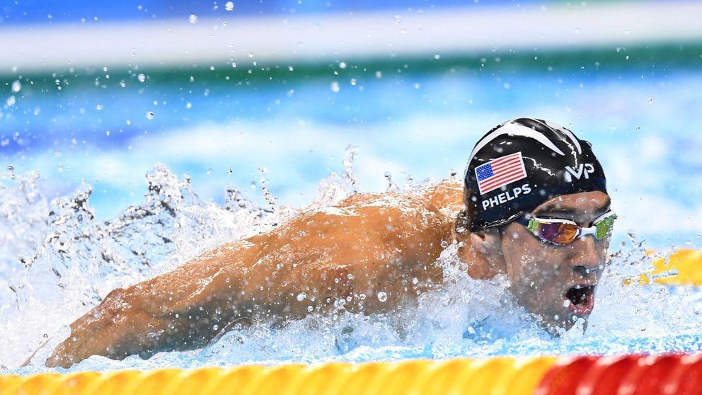 Discovery Channel enfrentará a Michael Phelps contra un tiburón blanco
