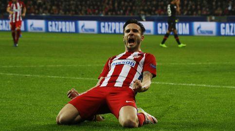 Saúl se acostumbra a ser el héroe inesperado del Atletico