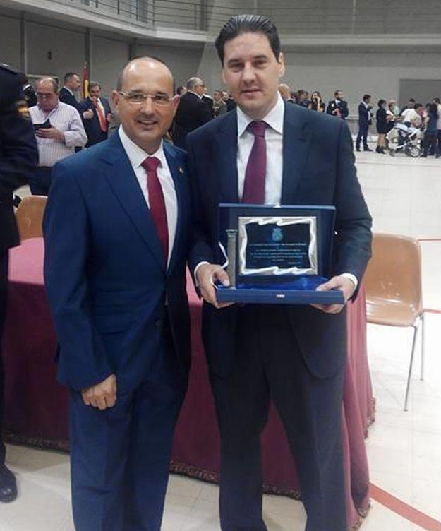 Foto: El exconcejal de Coslada Fernando Atienza.