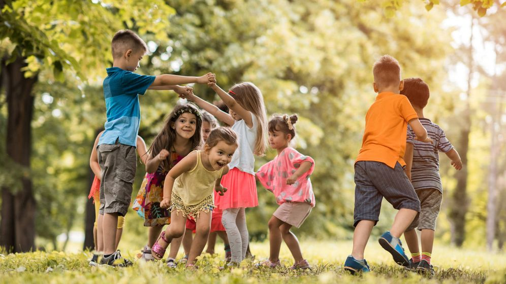 Image result for children playing in the park