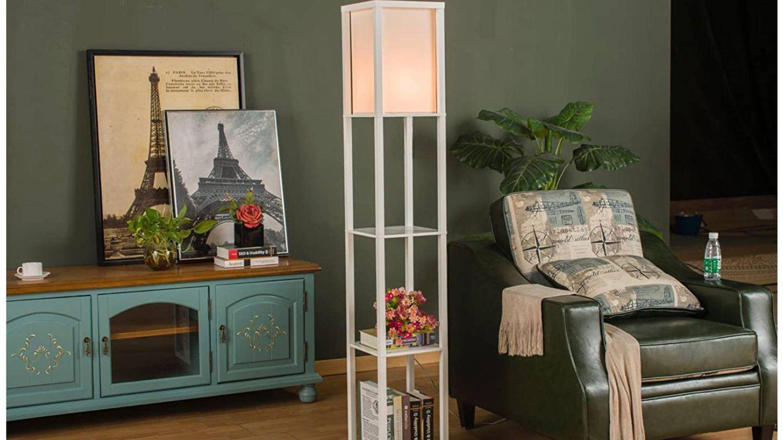 Lámpara de Amazon. (Cortesía)