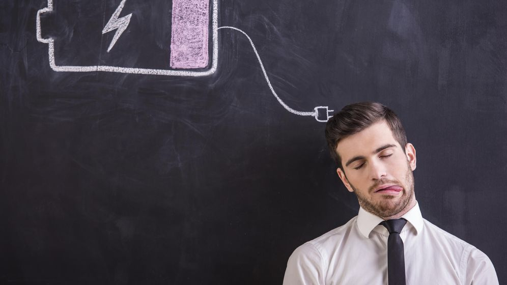 Foto: Sí, el regreso a la oficina es un rollo para todos, pero puedes reactivarte rápidamente y sin apenas esfuerzo. (iStock)