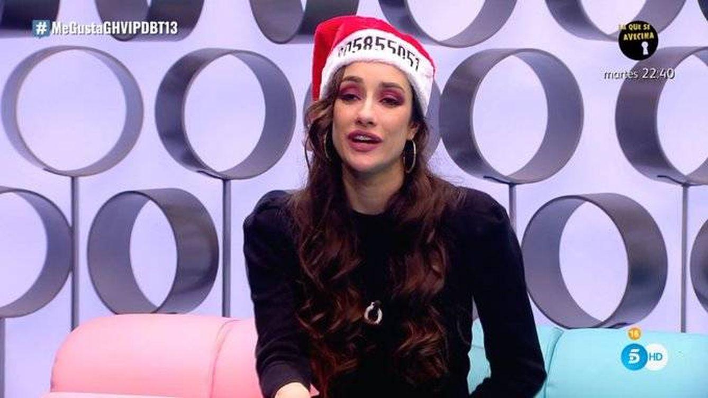 Adara alza la voz contra Gianmarco por ciertos comentarios sobre ella en 'GH VIP 7'