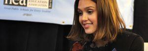 La actriz Jessica Alba dará a luz hipnotizada