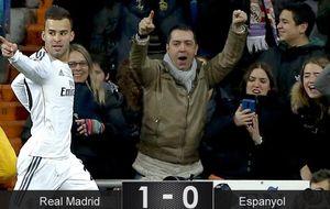 El Madrid pisa las 'semis' sin recibir un gol y con Jesé como héroe