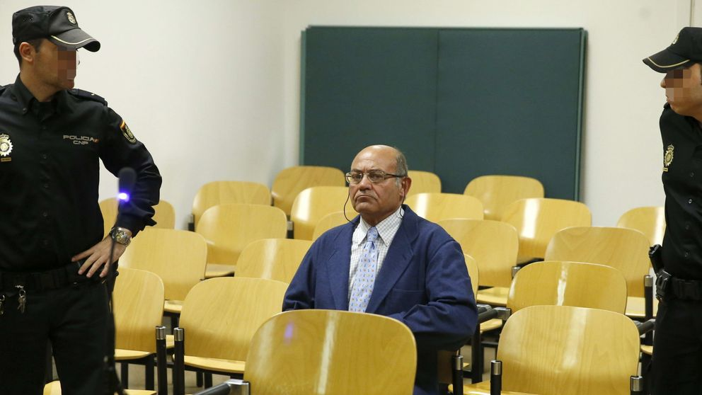 Díaz Ferrán reconoce ser autor de un delito de alzamiento de bienes