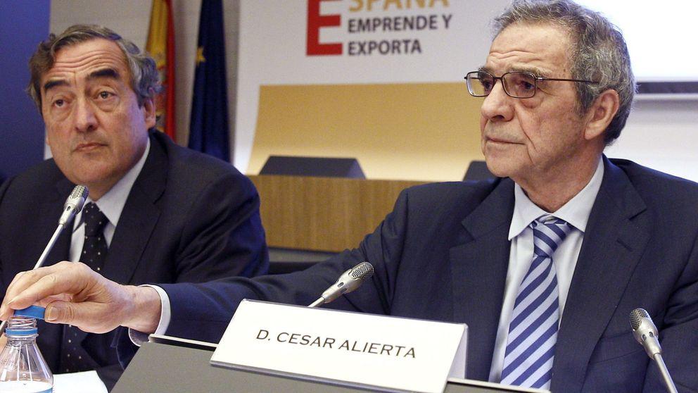 CEOE rectifica y 'saca' a Alierta de su cúpula minutos después de anunciarlo