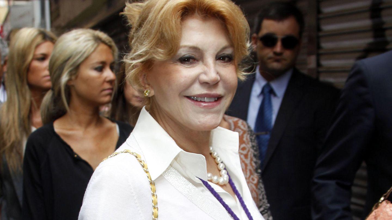 Carmen Cervera, en una imagen de archivo (Gtres)