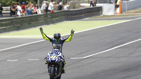 Rossi reina en Montmeló y Márquez le quita el liderato del Mundial a Lorenzo