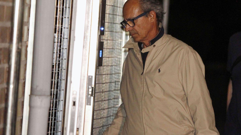 Edmundo Rodríguez Sobrino, uno de los detenidos en la operación Lezo y expresidente de Inassa. EFE