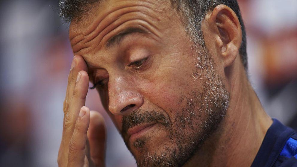 El Barça, entre la autocrítica de Luis Enrique y el Empire State del club