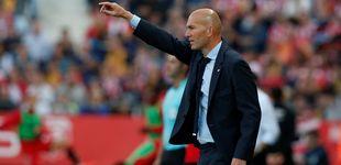 Post de La contradiccio´n de Zidane: si