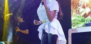 Post de Isabel Pantoja, en una nube: estrella absoluta en la fiesta final del concurso