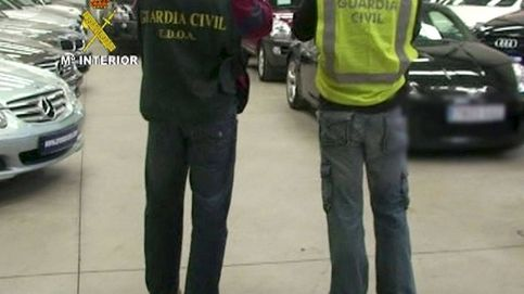 Ocho detenidos por robar coches de alta gama en Madrid y Castilla-La Mancha