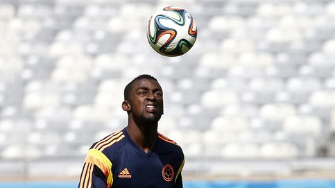 Las dudas con Jackson crecen también en Colombia, donde ya ni espera jugar