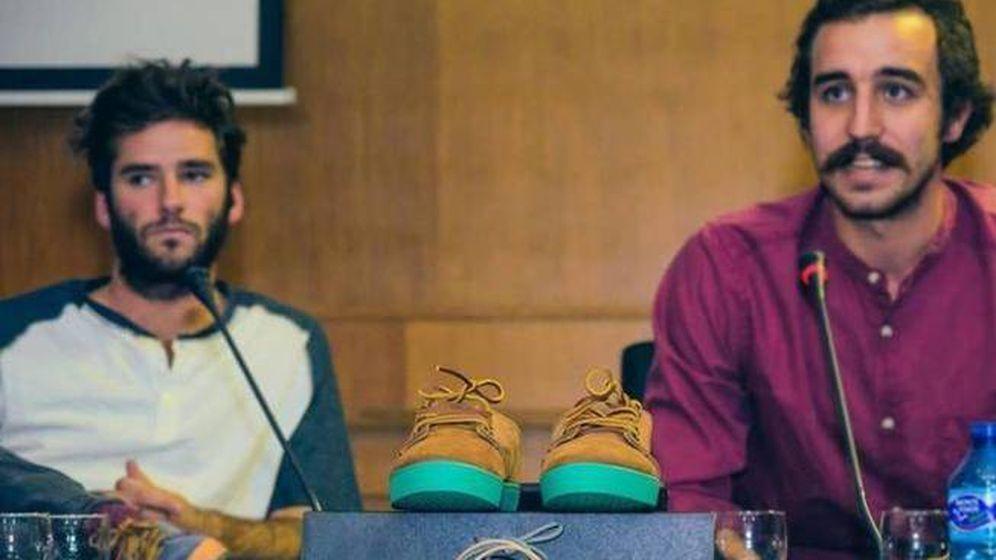 Foto: Cosme Bergareche (izquierda) y Nacho Vidri, cofundadores de la 'startup' Pompeii.