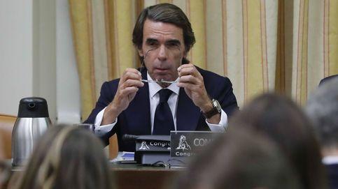 La comparecencia de Aznar, en frases: Usted no debe de tener hijos para casar