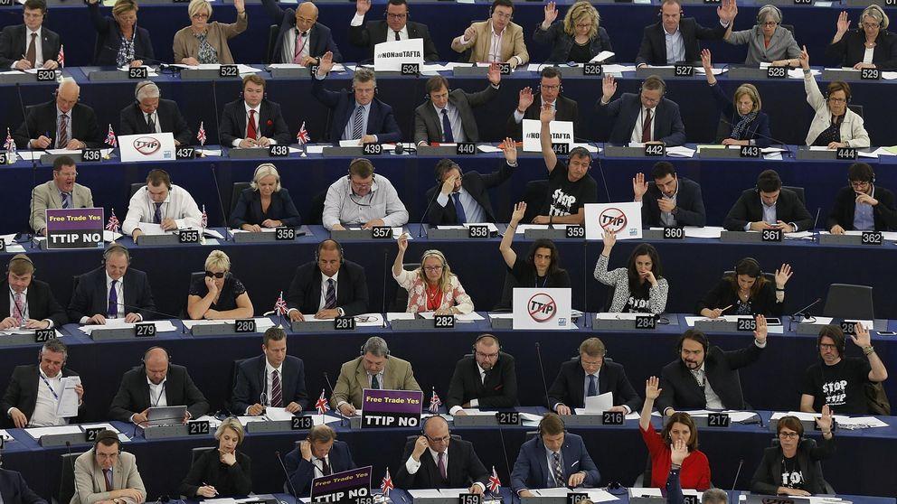 Rebelión socialista en Estrasburgo contra el TTIP con Estados Unidos