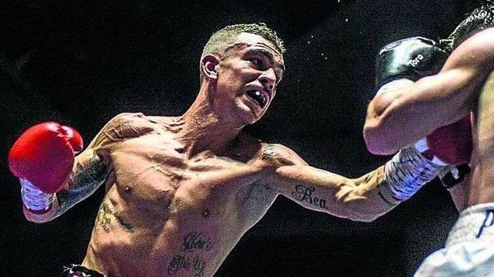 Foto: Jonfer tendrá que esperar casi tres meses para subirse a un ring. (Foto: Twiter @Jonfer1)