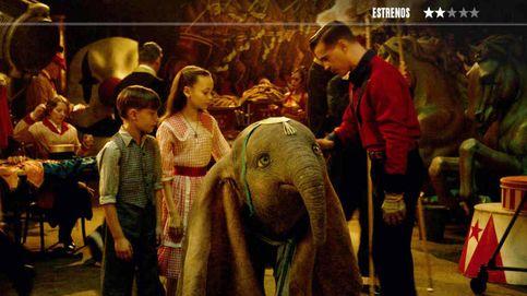 'Dumbo': Tim Burton vende su alma a Disney y pone el último clavo en su ataúd