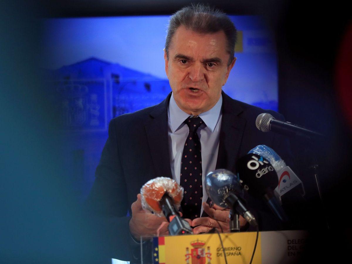 Foto: José Manuel Franco, en una imagen de archivo. (EFE)