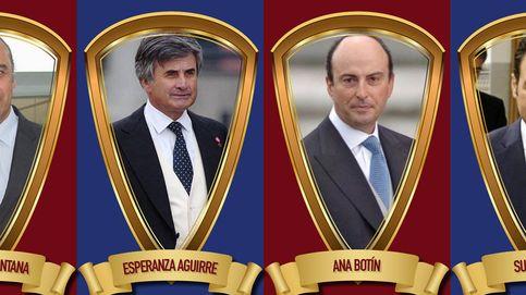 'Señores de': estos son los maridos de las mujeres más poderosas de España