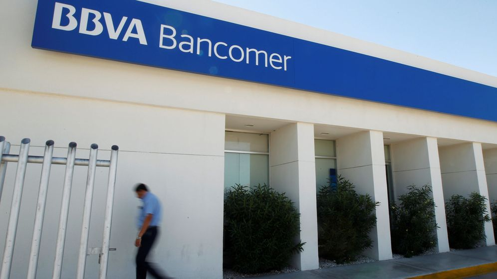 Foto: Oficina de BBVA Bancomer. (Reuters)