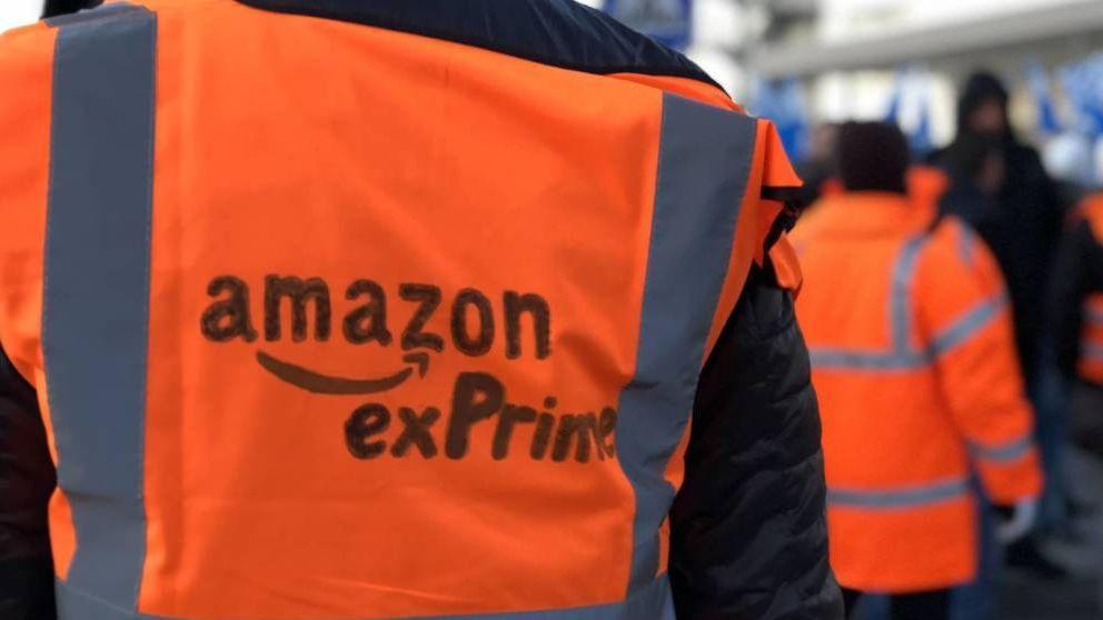 Órdago sindical a Amazon: huelga en el Black Friday y en la campaña navideña