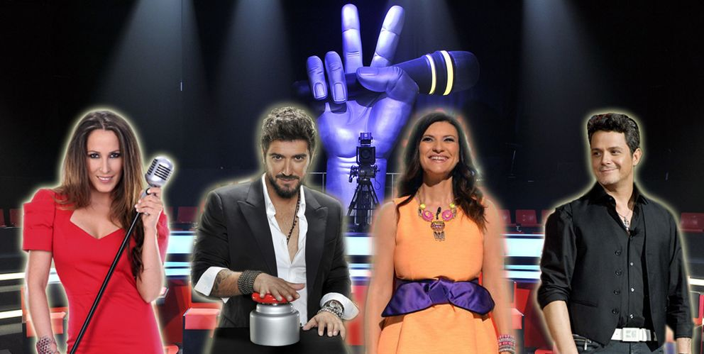 Alejandro Sanz y Laura Pausini, nuevos 'coaches' de 'La Voz 3'