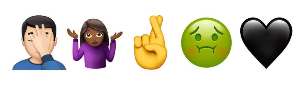 shrugs shoulders emoji