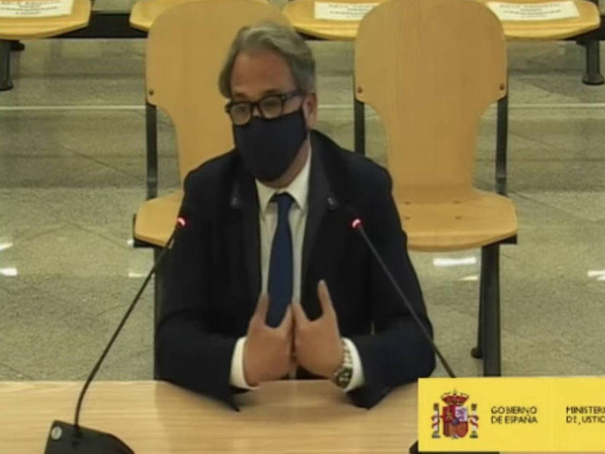 Foto: Carlo Lucca Bugniani, economista y auditor interno del PP desde el 1 de septiembre de 1993.