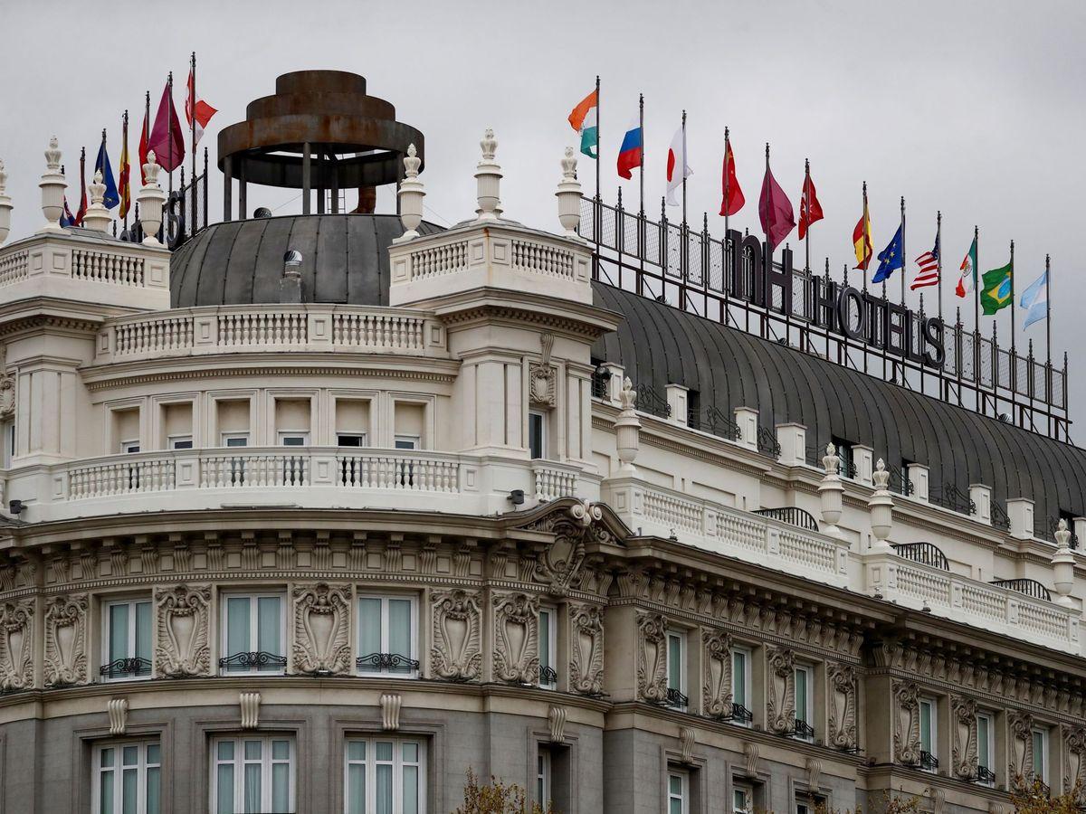Foto: Hotel NH en el Paseo del Prado, en Madrid. (EFE)